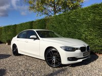 2013 BMW 3 SERIES 2.0 320D EFFICIENTDYNAMICS 4d AUTO 161 BHP £14850.00