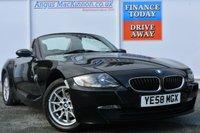 USED 2009 52 BMW Z4 2.0 Z4 I SE ROADSTER 2d 150 BHP ONE FORMER KEEPER