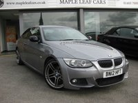 2012 BMW 3 SERIES 2.0 318I SPORT PLUS EDITION 2d 141 BHP £SOLD