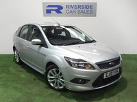 USED 2010 10 FORD FOCUS 1.6 ZETEC S TDCI 5d 109 BHP