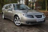 USED 2006 56 SAAB 9-5 1.9 SPORT TID 5d 151 BHP FULL SERVICE HISTORY, MOT AUG 2018 AND CAMBELT CHANGE 2016