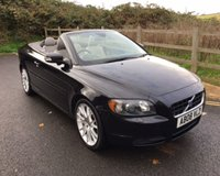 USED 2008 08 VOLVO C70 2.4 D5 SE LUX 2d 180 BHP HIGH SPEC CABRIOLET