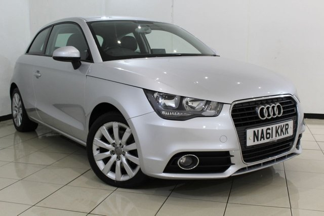 View our 2011 61 AUDI A1 1.4 TFSI SPORT 3DR 122 BHP