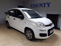 USED 2013 13 FIAT PANDA 1.2 POP 5d 69 BHP * TWO OWNERS * FULL HISTORY *