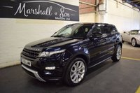 USED 2011 61 LAND ROVER RANGE ROVER EVOQUE 2.2 SD4 DYNAMIC 5d 190 BHP 4X4