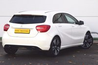 USED 2014 64 MERCEDES-BENZ A-CLASS 1.6 A180 BLUEEFFICIENCY SPORT 5d 122 BHP FMSH ~ NIGHT & LIGHT PACKAGES