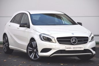 2014 MERCEDES-BENZ A-CLASS 1.6 A180 BLUEEFFICIENCY SPORT 5d 122 BHP £14500.00