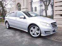 2012 MERCEDES-BENZ R CLASS 3.0 R350 CDI 4MATIC 5d AUTO 265 BHP £15995.00