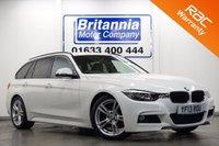 2013 BMW 3 SERIES 2.0 320D DIESEL M SPORT TOURING AUTO BUSINESS NAV £16990.00