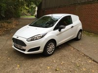 USED 2014 14 FORD FIESTA 1.5  TDCI 3d 74 BHP 1 OWNER GENUINE LOW MILES FANTASTIC CONDITION GENUINE LOW MILES