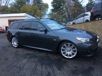 2009 BMW 5 SERIES 3.0 530D M SPORT BUSINESS EDITION TOURING 5d AUTO 232 BHP £9995.00