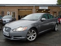 USED 2008 08 JAGUAR XF 2.7 LUXURY V6 4d AUTO 204 BHP GREAT SERVICE HISTORY+NICE CAR