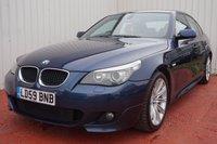 2009 BMW 5 SERIES 2.0 520D M SPORT 4d AUTO 175 BHP £7495.00