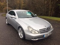 USED 2010 10 MERCEDES-BENZ CLS CLASS 3.0 CLS350 CDI 4d AUTO 222 BHP 6 MONTHS PARTS+ LABOUR WARRANTY+AA COVER