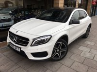 USED 2015 65 MERCEDES-BENZ GLA-CLASS 2.1 GLA 200 D AMG LINE PREMIUM PLUS 5d AUTO 134 BHP PREMIUM PLUS + NIGHT PACK
