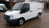 USED 2011 60 FORD TRANSIT 2.2 300 LR 1d 85 BHP 1 OWNER X BT F/S/H LOW MILES /////