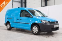 2011 VOLKSWAGEN CADDY MAXI