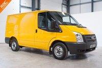 2012 FORD TRANSIT 2.2 300 LR 1d 124 BHP (EX AA - AIR CON + TAILGATE) £5350.00