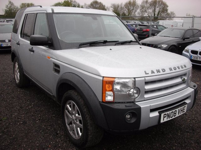 2008 08 LAND ROVER DISCOVERY 2.7 3 TDV6 XS 5d AUTO 188 BHP