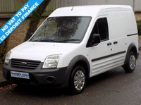 2010 FORD TRANSIT CONNECT 1.8 TDCI T230 LWB HIGH ROOF 90 BHP £4495.00