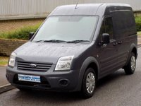 2013 FORD TRANSIT CONNECT 1.8 TDCI T230 LWB HIGH ROOF 90 BHP £5995.00