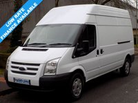 2013 FORD TRANSIT 2.2 RWD 350 LWB HIGH ROOF 125 BHP 6 SPEED £7495.00