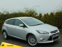 USED 2013 63 FORD FOCUS 1.6 ZETEC TDCI 5d * 128 POINT AA INSPECTED *