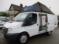 2011 FORD TRANSIT 115 280 ECONECTIC DIRECT FROM THE NATIONAL GRID £6000.00