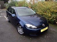 2011 VOLKSWAGEN GOLF 1.6 SE TDI 5d 103 BHP £5988.00