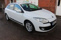 USED 2012 62 RENAULT MEGANE 1.5 EXPRESSION PLUS ENERGY DCI S/S 5d 110 BHP +Parking Sensors +FREE Road Tax +Just Serviced.