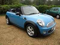 USED 2014 14 MINI CONVERTIBLE 1.6 ONE 2d 98 BHP Heated Seats, Bluetooth, Climate Control, Alloy Wheels