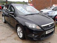 2009 FORD FOCUS 1.6 Zetec S 5dr £3575.00