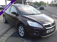 2008 FORD FOCUS 1.6 Style 5dr £3495.00