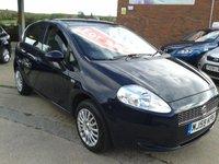 2009 FIAT GRANDE PUNTO 1.4 8v Active 5dr £2995.00