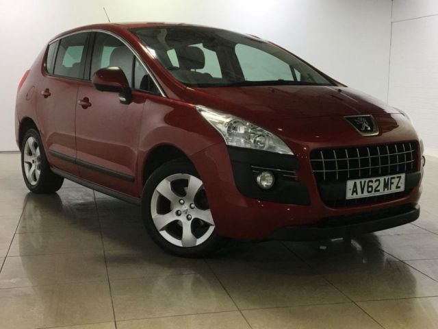 View our 2012 62 PEUGEOT 3008 1.6 ACTIVE HDI FAP 5d 112 BHP