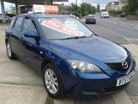 2007 MAZDA 3 1.6 TS2 Hatchback 5dr £2995.00