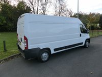 USED 2012 62 CITROEN RELAY 2.2 35 L3H2 HDI 1d 129 BHP