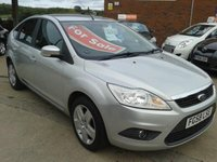 2008 FORD FOCUS 1.6 Style 5dr £SOLD