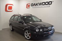 2006 JAGUAR X-TYPE 2.2 SPORT ESTATE 152 BHP *SAT NAV* £SOLD
