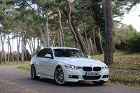 USED 2015 15 BMW 3 SERIES 320D M SPORT 4d AUTO 181 BHP