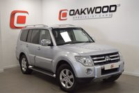 USED 2007 57 MITSUBISHI SHOGUN 3.2 GLX WARRIOR LWB 7 SEATS DI-D 5d AUTO 160 BHP 7 SEATS + FULL LEATHER