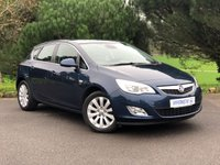 USED 2011 61 VAUXHALL ASTRA 2.0 ELITE CDTI 5d 163 BHP Top Spec | Full Leather | FSH
