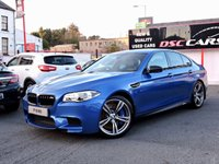 USED 2016 BMW M5 4.4 M5 4dr AUTO 553 BHP