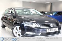 2011 VOLKSWAGEN PASSAT 2.0 TDI 140 BHP SE BLUEMOTION TECHNOLOGY 4d £6485.00