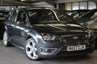 USED 2007 57 FORD FOCUS 2.5 ST 5d 225 BHP