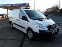 2012 FIAT SCUDO 2.0 JTD Multijet L2H1 12Q Panel Van 5dr (EU5) £5995.00