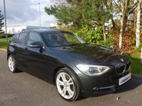 USED 2014 64 BMW 1 SERIES 2.0 116D SPORT 5d AUTO 114 BHP