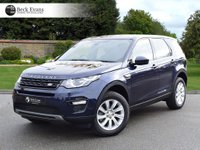 USED 2014 64 LAND ROVER DISCOVERY SPORT 2.2 TD4 SE 5d AUTO 150 BHP VAT QUALIFYING AUTOMATIC