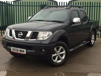 USED 2009 58 NISSAN NAVARA 2.5 AVENTURA DCI 4X4 SWB SHR D/C 1d 169 BHP SAT NAV LEATHER FSH NO FINANCE REPAYMENTS FOR 2 MONTHS STC. COMMERCIAL (£8300+1660VAT). 4WD. SATELLITE NAVIGATION. STUNNING GREY MET WITH FULL GREY LEATHER TRIM. ELECTRIC HEATED SEATS, CARGO LINING. CRUISE CONTROL. AIR CON. SUNROOF. SIDE STEPS. 17 INCH ALLOYS. COLOUR CODED TRIMS. PRIVACY GLASS. ROOF RAILS. TOWBAR. PAS. MFSW. MOT 10/18. FULL SERVICE HISTORY. TEL 01937 849492