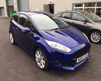 USED 2015 65 FORD FIESTA 1.0 ZETEC S ECOBOOST (140PS) 3dr THIS VEHICLE IS AT SITE 1 - TO VIEW CALL US ON 01903 892224
